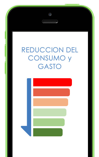 reducir los costos de facturas móviles de la empresa