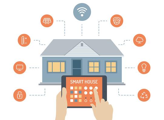 5g casa inteligente
