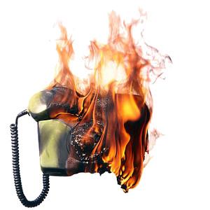 operadores de telefonía