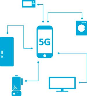 tecnología 5g comunicaciones