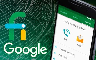 Google Fi nuevo operador de telefonía