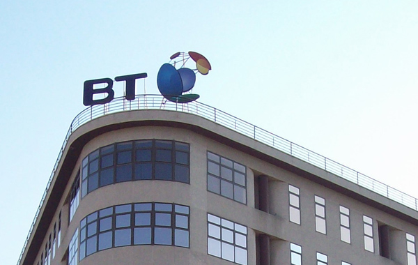 BT España, the Spanish subsidiary of British Telecom, on sale.