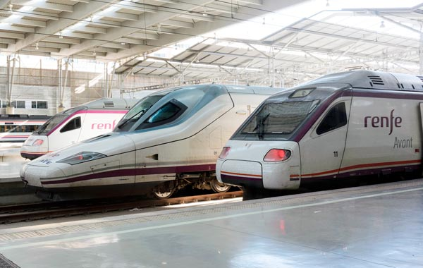Orange is awarded Renfe's mobile lines contract.