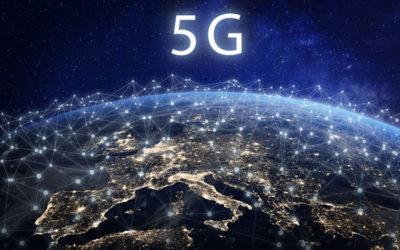 Telefónica adelanta sus competidores en la carrera por el 5G.