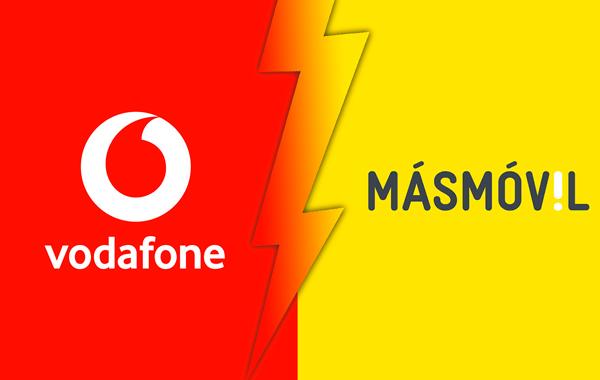 Vodafone y MásMóvil: fusión a la vista.